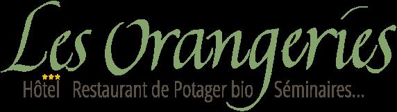 Les Orangeries : Hôtel Restaurant de potager Bio et Séminaires
