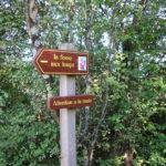 Les chemins de randonnée sont clairement balisés